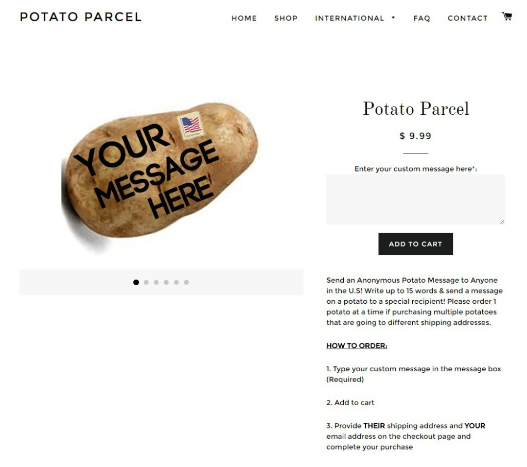 potatoparcel.com