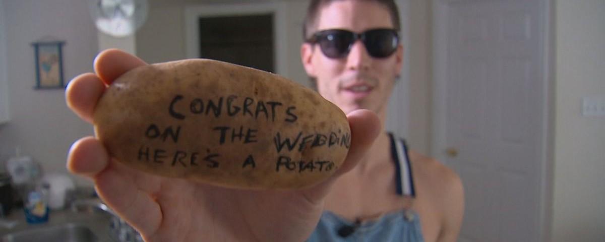 Alex Craig - PotatoParcel